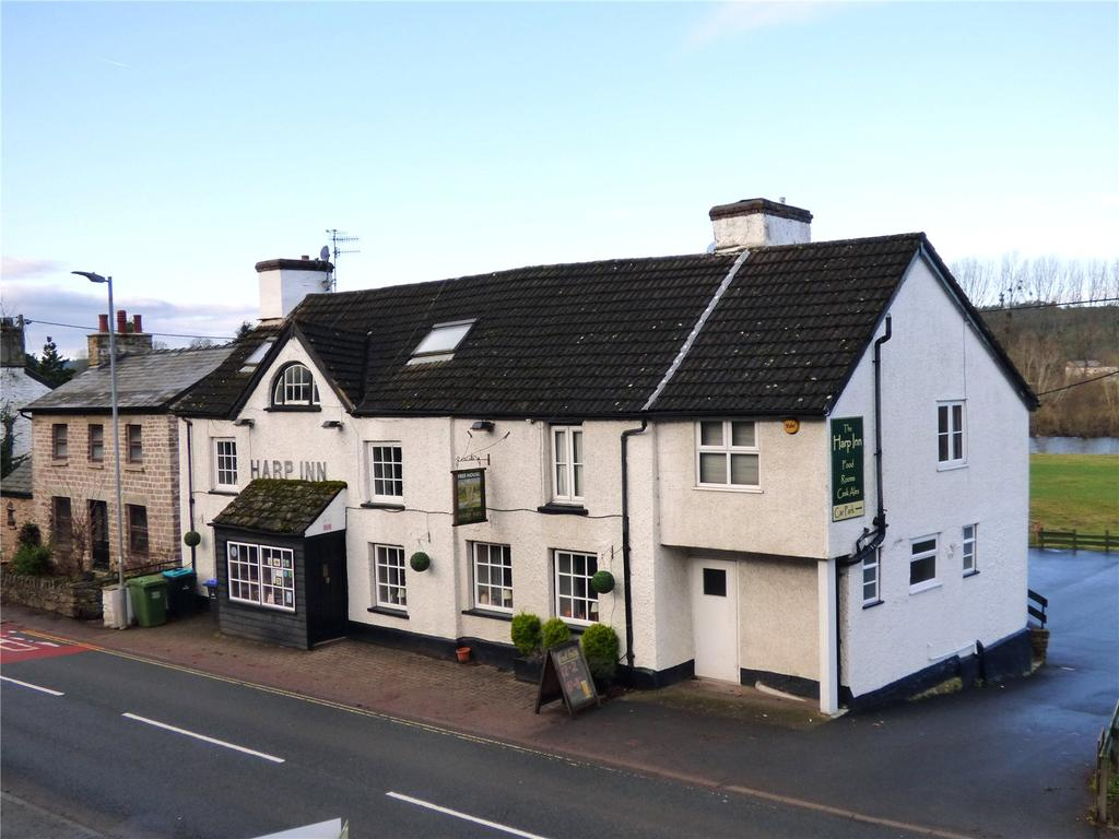 7 Bedrooms Apartment Flat for sale in The Harp Inn, Glasbury, Hereford, Powys