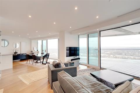 3 bedroom penthouse for sale - Arena Tower, Crossharbour Plaza, London, E14