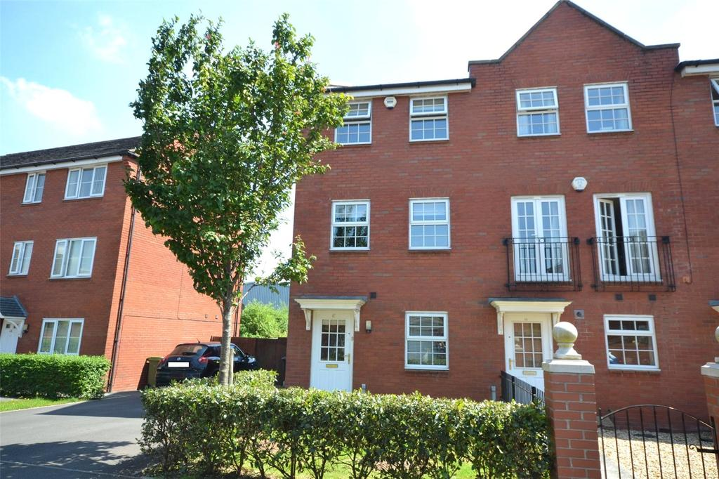 4 Bedrooms End Of Terrace House for sale in Doe Close, Penylan, Cardiff, CF23