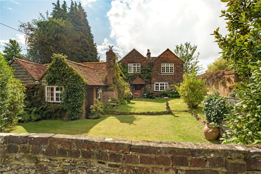 4 Bedrooms Detached House for sale in Dye House Road, Thursley, Godalming, Surrey