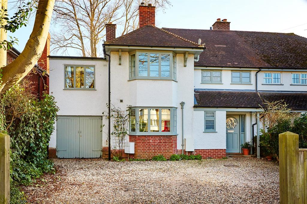 4 Bedrooms Semi Detached House for sale in Five Mile Drive, Oxford