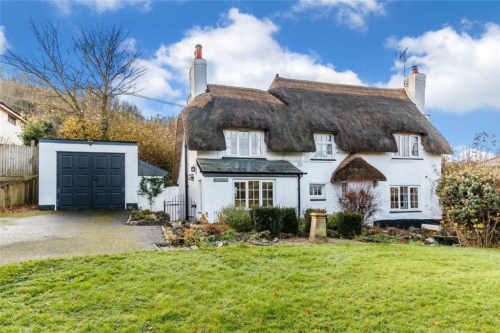 2 Bedrooms Detached House for sale in Doddiscombsleigh, Exeter, Devon