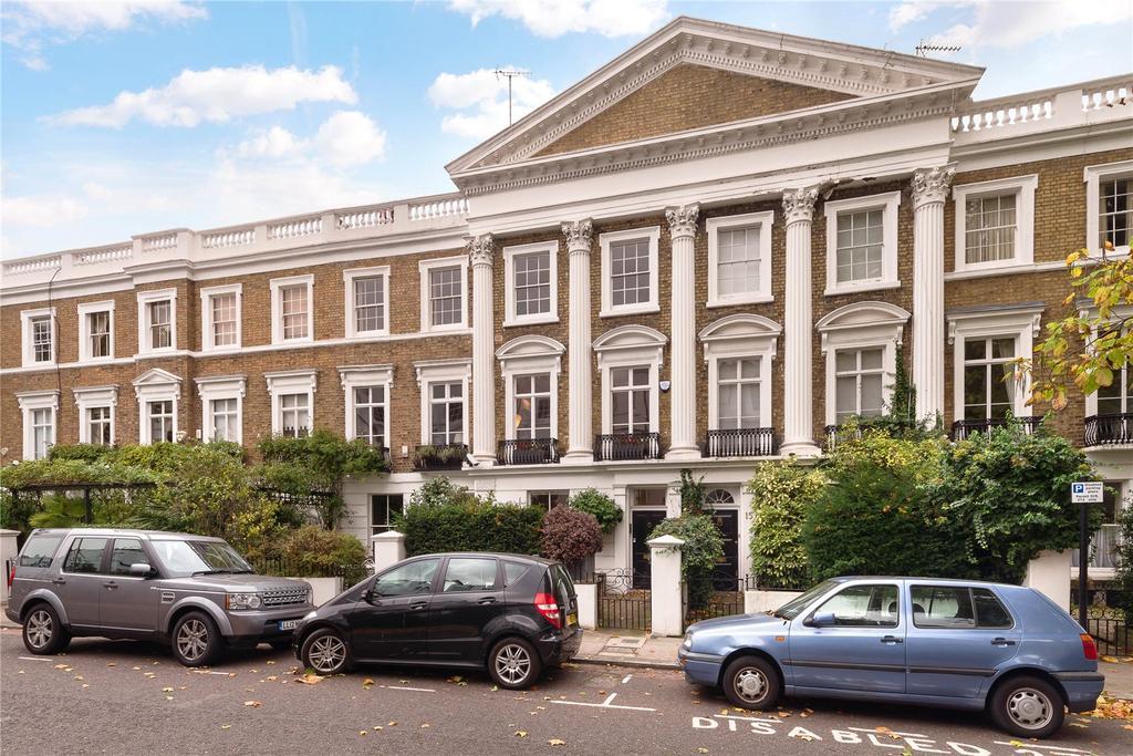 4 Bedrooms Terraced House for sale in Margaretta Terrace, London