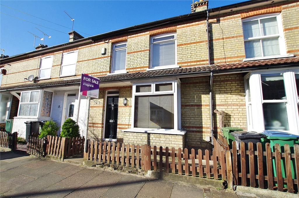 2 Bedrooms Terraced House for sale in Souldern Street, Watford, Hertfordshire, WD18