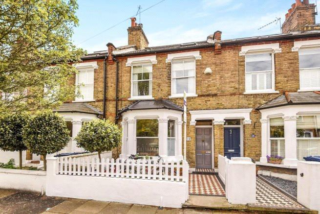 3 Bedrooms Terraced House for sale in Somerset Road, Chiswick, London, W4