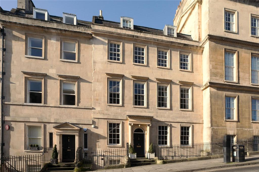 4 Bedrooms Unique Property for sale in Gay Street, Bath, BA1