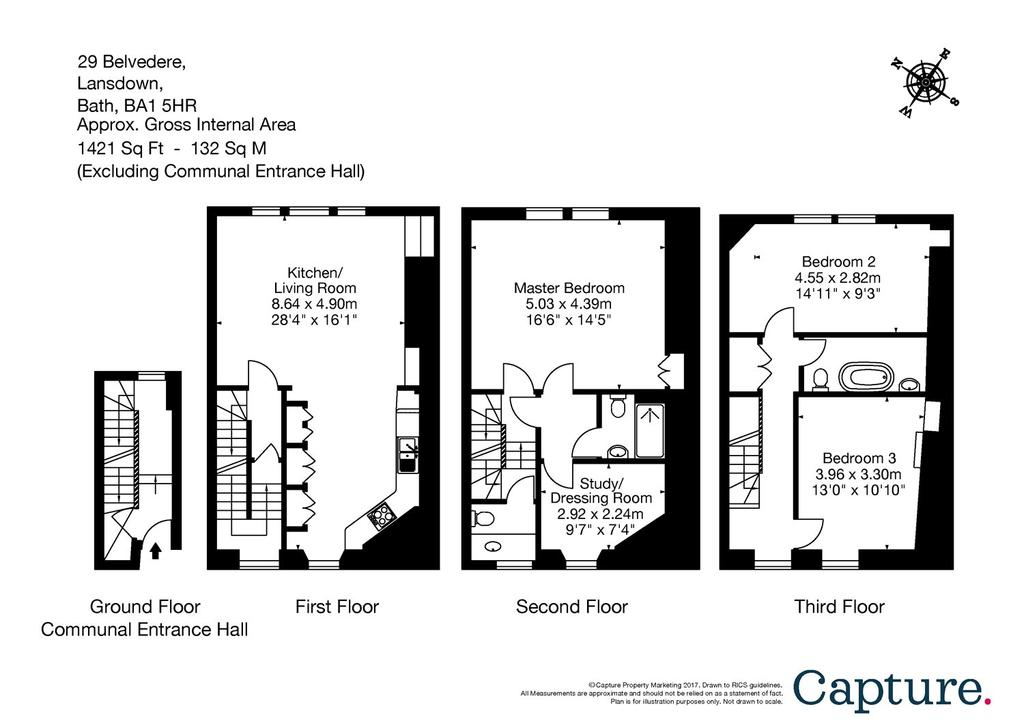 Floorplan 1 of 4: Upper Maisonette
