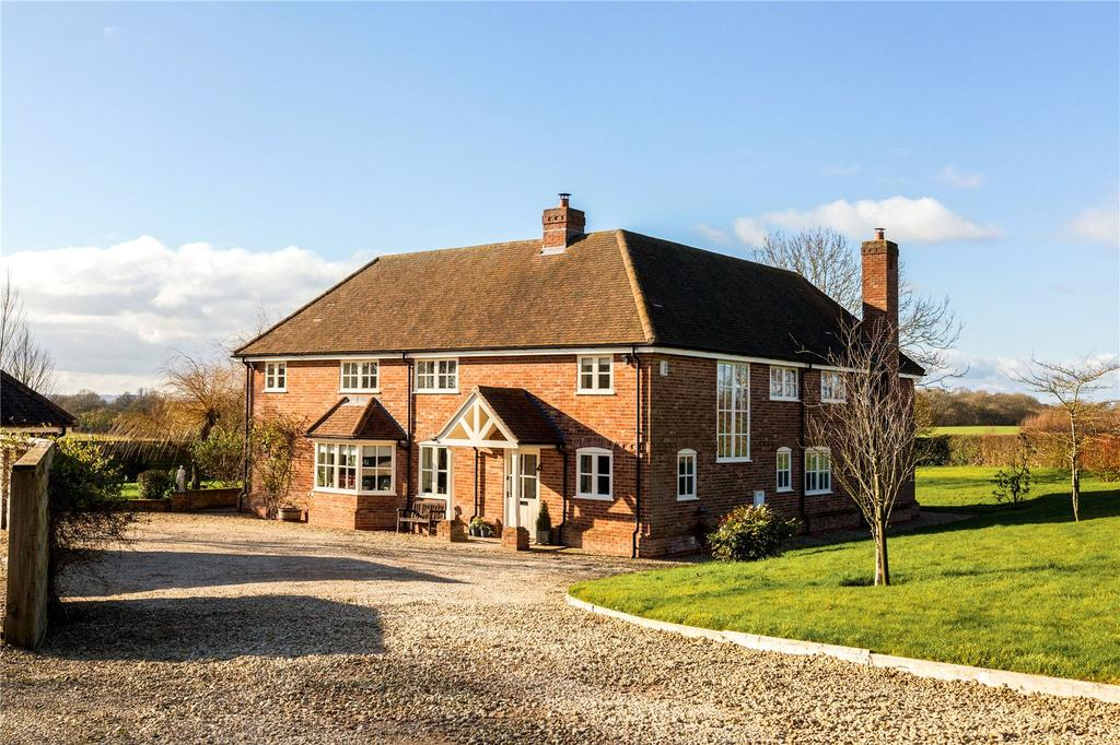 6 Bedrooms Unique Property for sale in North Heath, Chieveley, Newbury, Berkshire, RG20