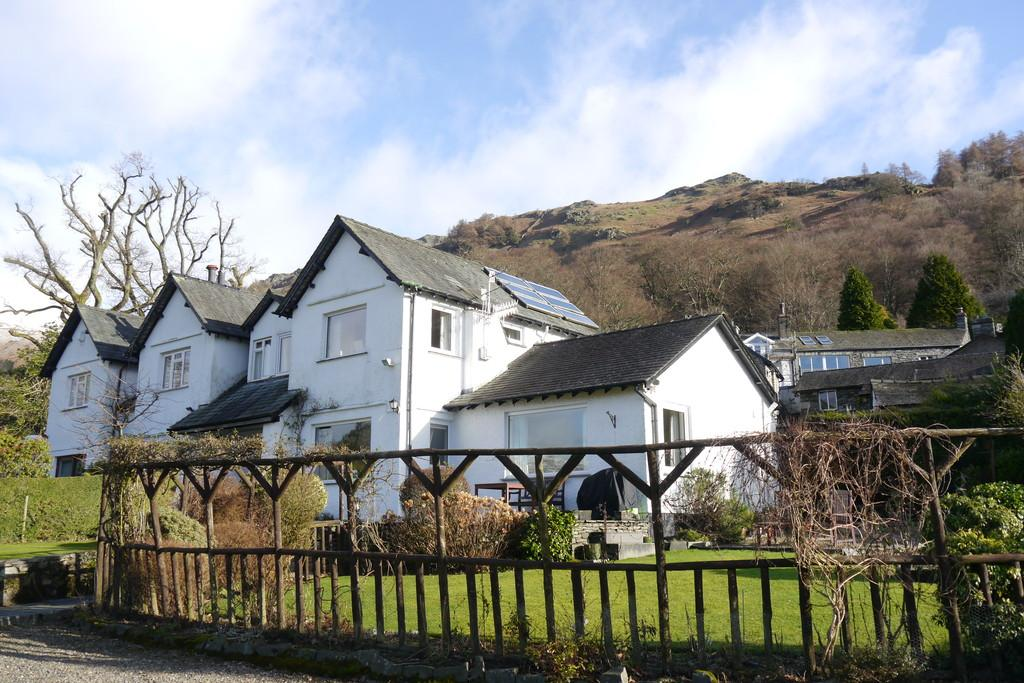 4 Bedrooms Semi Detached House for sale in Crummock Cottage, Keswick Road, Grasmere, LA22 9QY