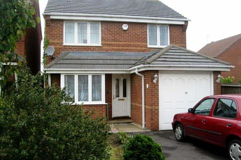 3 bedroom detached house to rent - Priestman Road, Thorpe Astley, Leicester, Leicestershire, LE3 3UJ