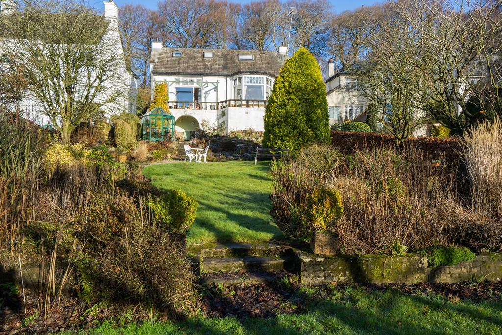 2 Bedrooms Detached Bungalow for sale in The Conifers, Halton Hall Gardens, Halton, Lancaster, Lancashire LA2 6LP