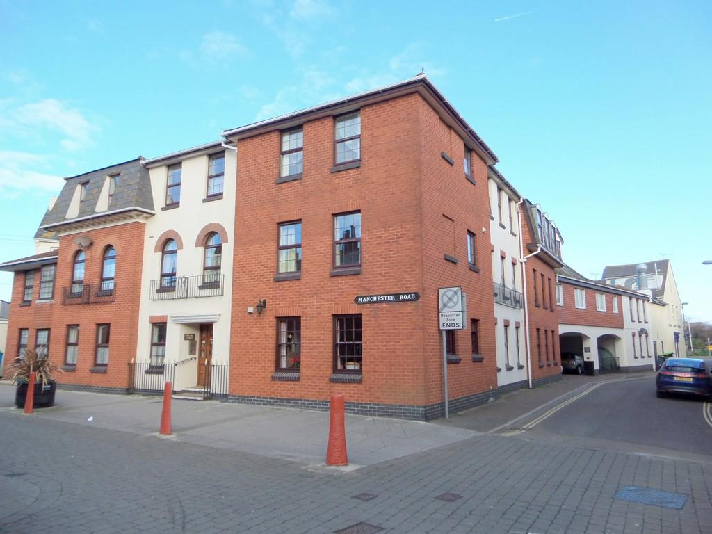 1 Bedroom Retirement Property for sale in Manchester Road, Exmouth
