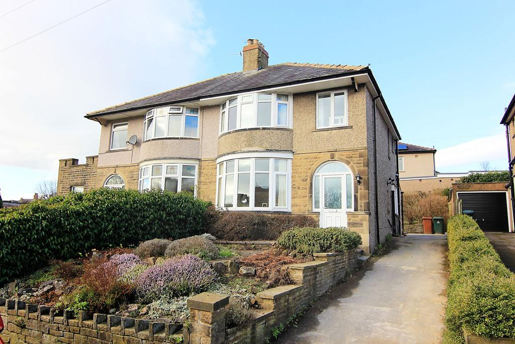 3 Bedrooms Semi Detached House for sale in 47 Otley Road, Skipton,