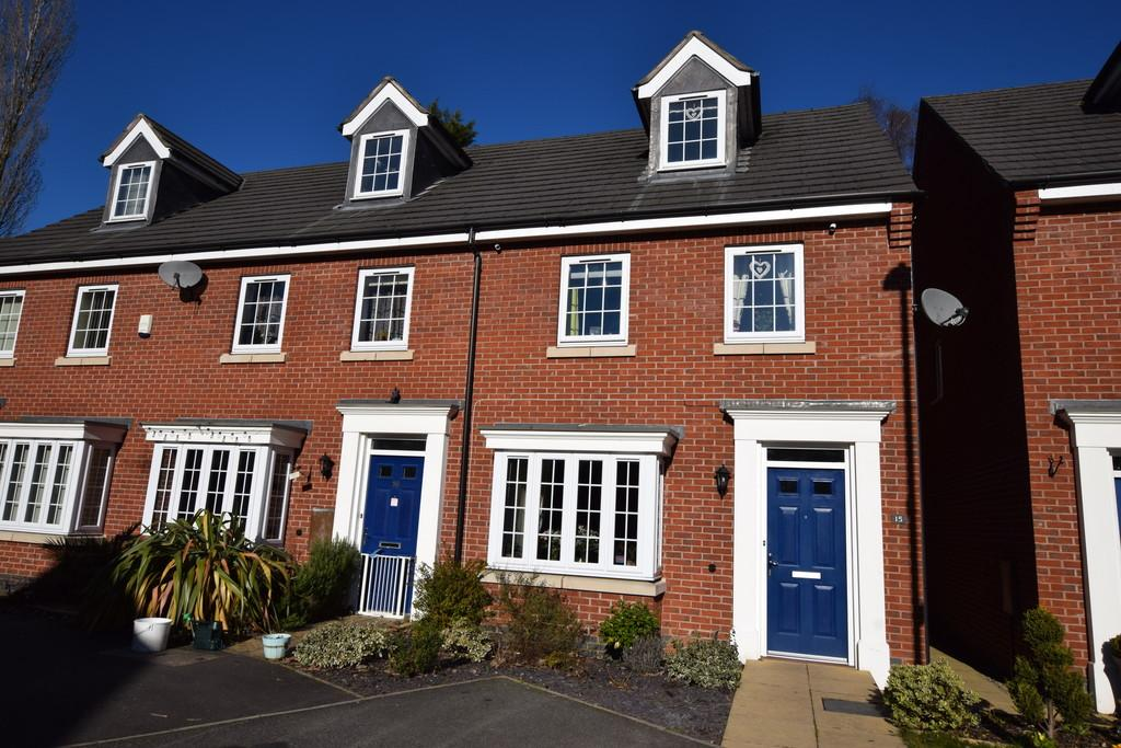 3 Bedrooms End Of Terrace House for sale in Beechrome Drive, Earl Shilton