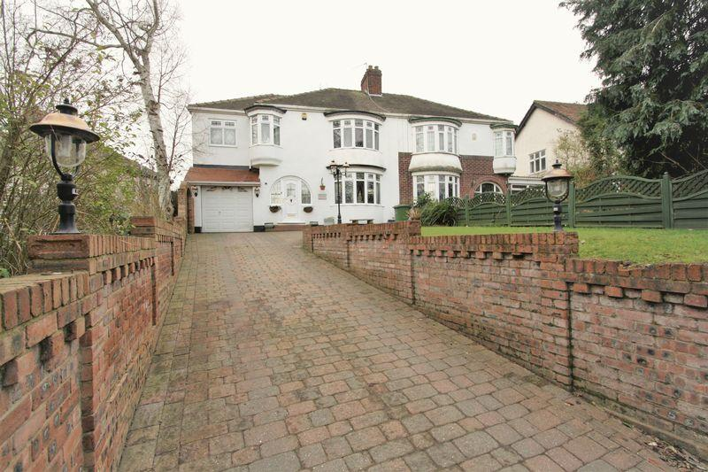 4 Bedrooms Semi Detached House for sale in Oxbridge Lane, Stockton, TS18 4HR
