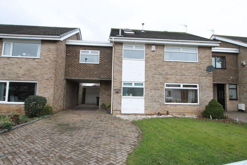 4 Bedrooms Detached House for sale in Sidelingtails, Yarm TS15 9HT