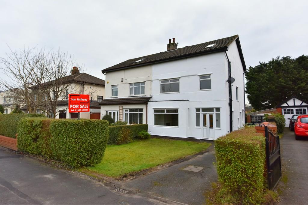 4 Bedrooms Semi Detached House for sale in Burscough Road, Ormskirk