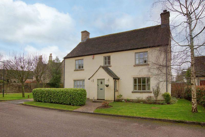 4 Bedrooms Detached House for sale in Farmcote, Hillesley, Wotton-Under-Edge