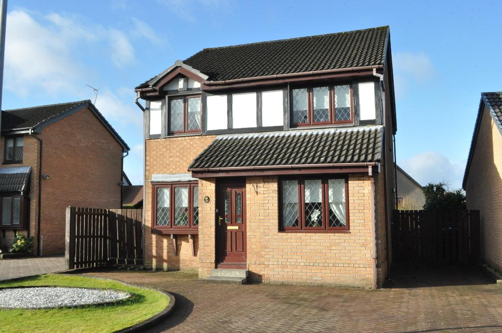 3 Bedrooms Detached House for sale in Viewfield Road, Bishopbriggs, East Dunbartonshire, G64 2AF