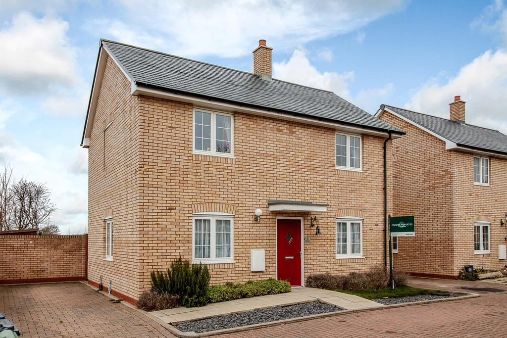 3 Bedrooms Detached House for sale in St Mary's Close, WHADDON, SG8