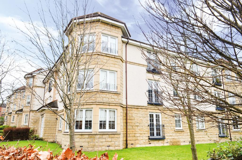 3 Bedrooms Flat for sale in Branklyn Court, Flat 0/2, Academy Park, Glasgow, G13 1GL