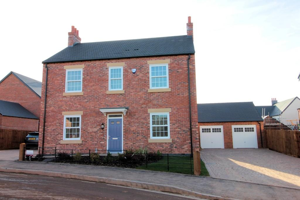 4 Bedrooms Detached House for sale in Normanton Road, Packington