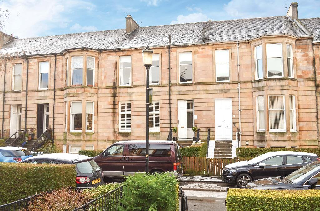 2 Bedrooms Flat for sale in Marywood Square, Garden Flat , Strathbungo, Glasgow, G41 2BW