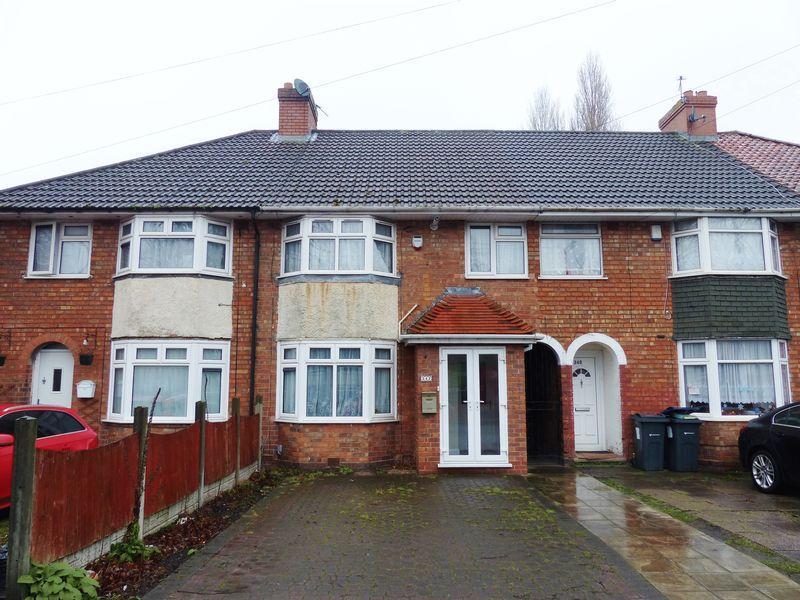 3 Bedrooms Terraced House for sale in Kings Road, Birmingham