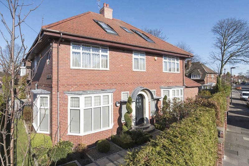 5 Bedrooms Detached House for sale in Westfield, Gosforth