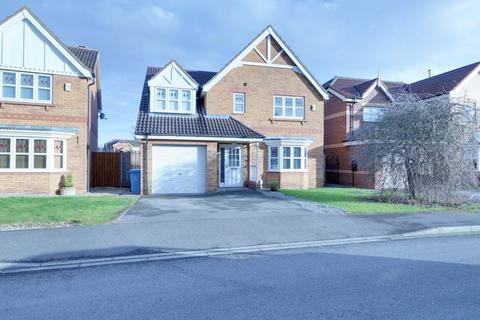 4 bedroom detached house for sale - Hartsholme Park, Kingswood