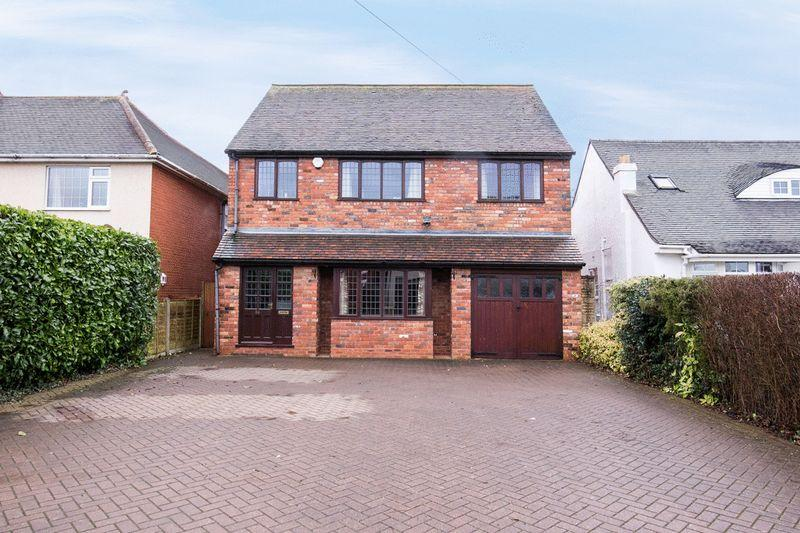 4 Bedrooms Detached House for sale in Highfields Road, Burntwood