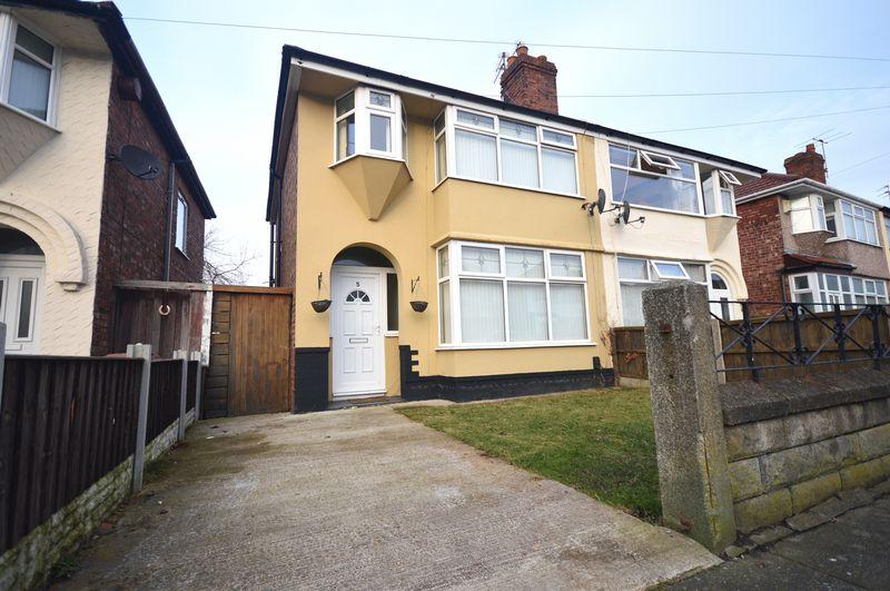 3 Bedrooms Semi Detached House for sale in Ashbourne Crescent, Huyton