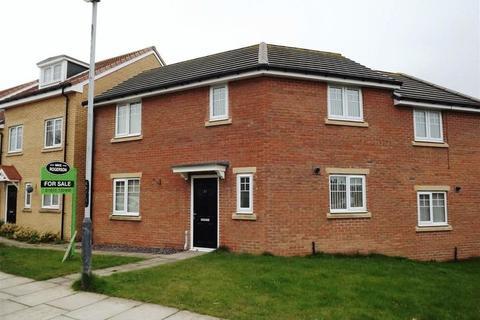 3 bedroom semi-detached house for sale - Clifton Road, Cramlington