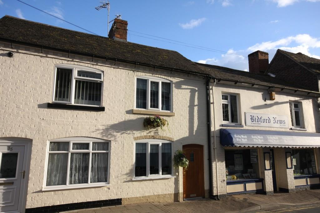 2 Bedrooms Terraced House for sale in High Street, Bidford-on-avon