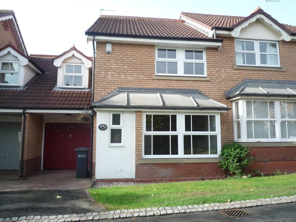 3 Bedrooms Terraced House for rent in Austcliff Drive, Hillfield, Solihull
