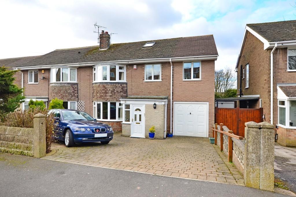 4 Bedrooms Semi Detached House for sale in Crimicar Lane, Lodge Moor