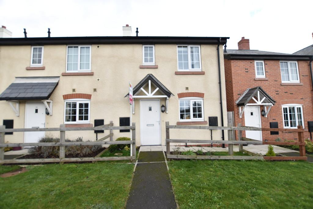 3 Bedrooms End Of Terrace House for sale in Canal Place, Christleton