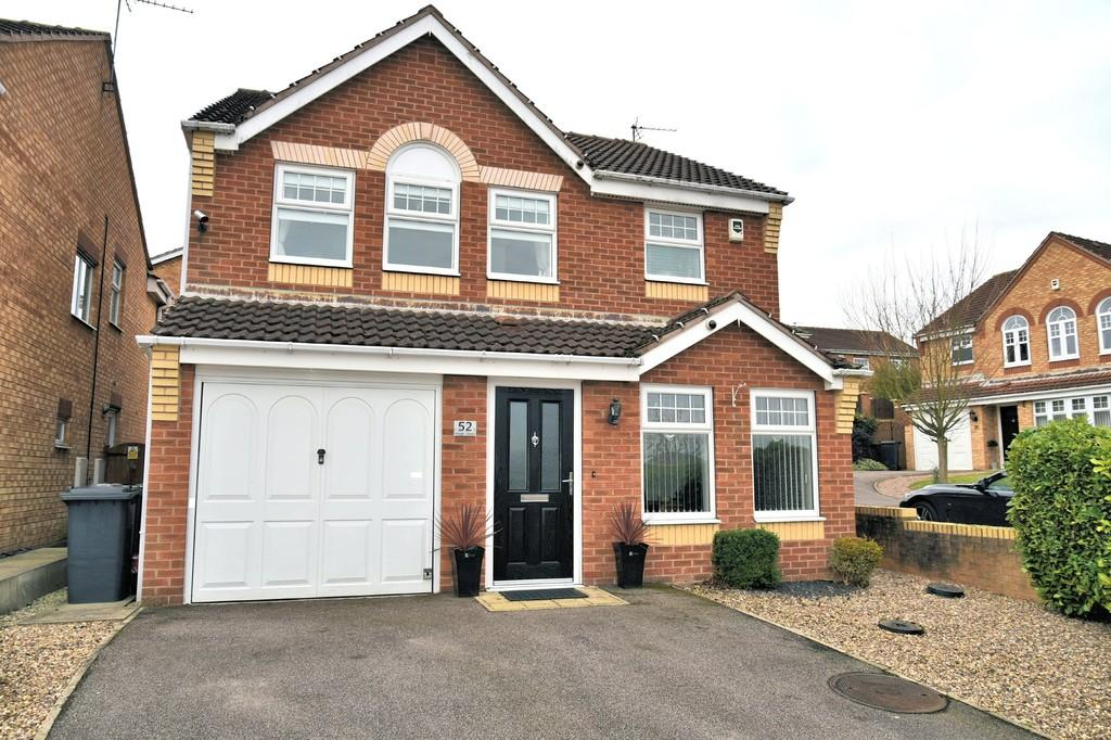 4 Bedrooms Detached House for sale in Haugh Green, Rawmarsh