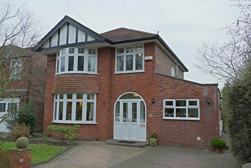 3 Bedrooms Detached House for sale in Beech Grove, Stanwix