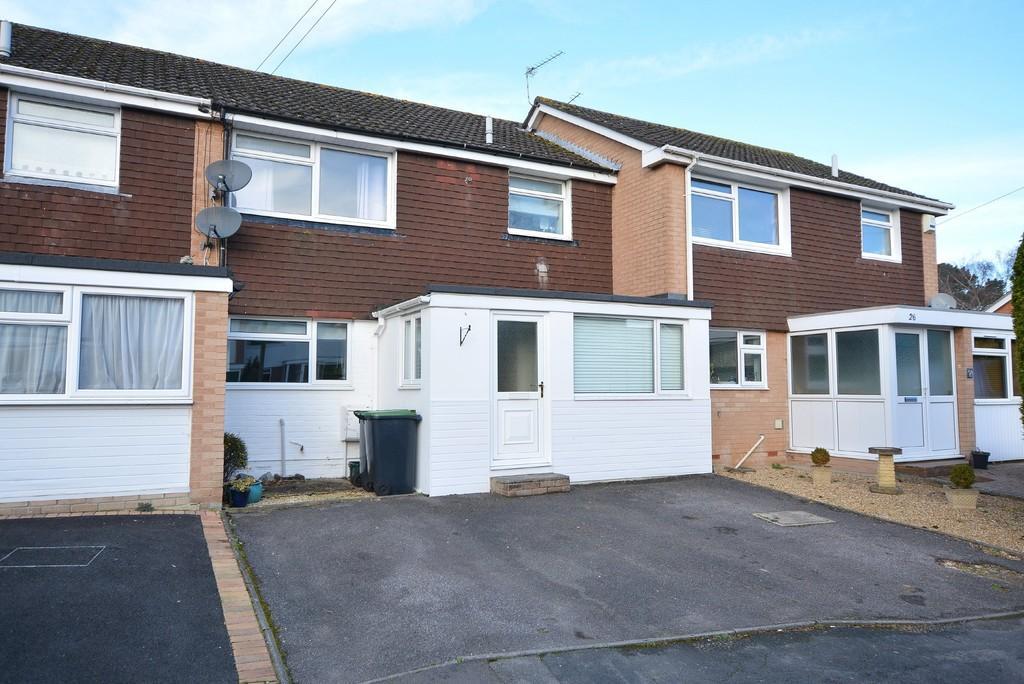 4 Bedrooms Terraced House for sale in Sherwood Avenue, Ferndown