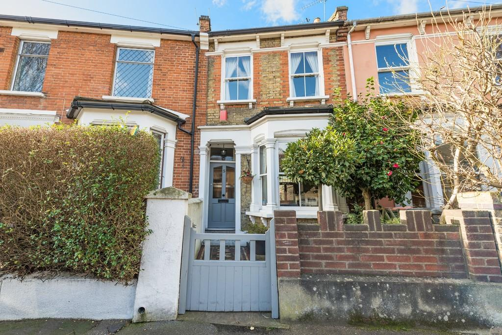 3 Bedrooms Terraced House for sale in Ridley Road, Forest Gate