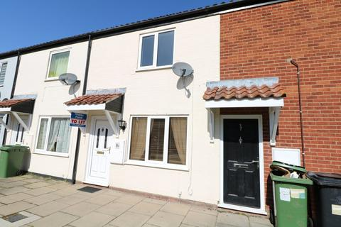 2 bedroom terraced house to rent - St Leger, Long Stratton