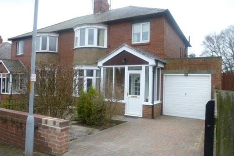 3 bedroom semi-detached house to rent - Swansfield Park Road, Alnwick