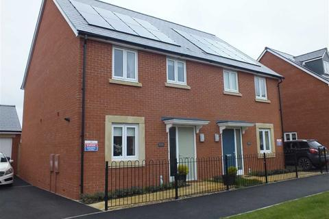3 bedroom semi-detached house to rent - Cleeve View, Bishops Cleeve, Cheltenham