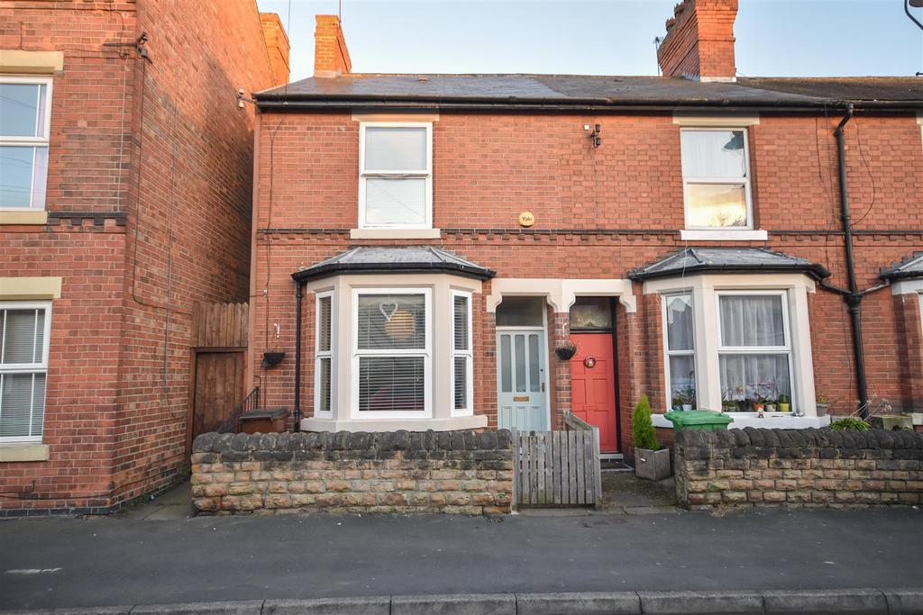 2 Bedrooms End Of Terrace House for sale in Mundella Road, The Meadows, Nottingham