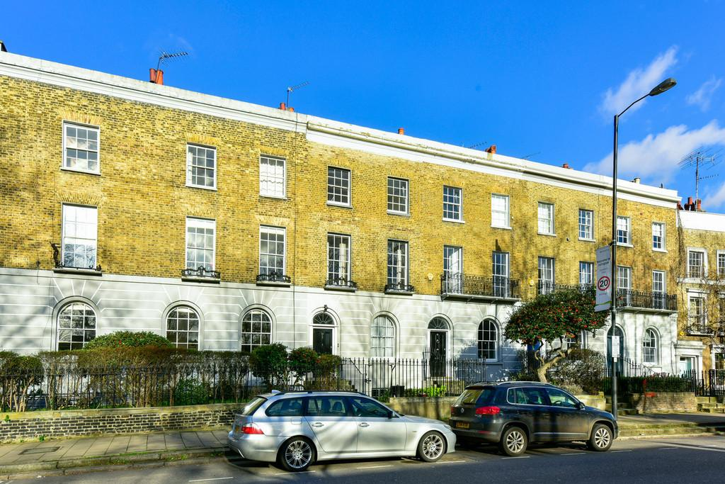 2 Bedrooms Apartment Flat for sale in St Paul's Road, N1 2QN