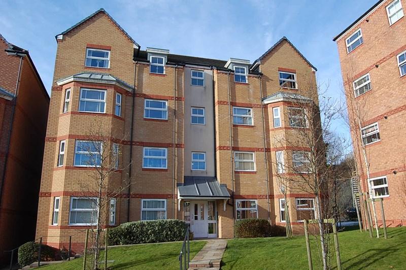 2 Bedrooms Flat for sale in Goodrich Mews, Upper Gornal, Dudley