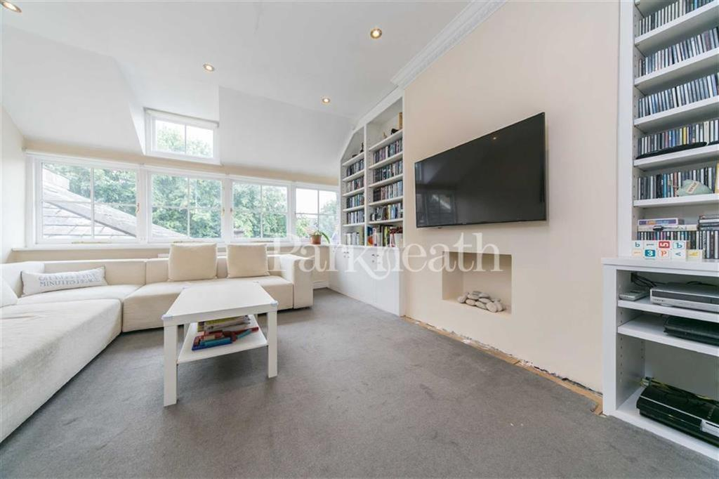 3 Bedrooms Flat for sale in Inglewood Road, West Hampstead, London