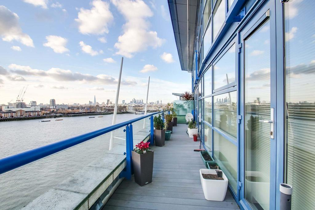2 Bedrooms Flat for sale in Apollo Building, E14