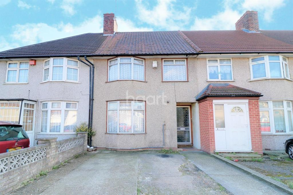 3 Bedrooms Terraced House for sale in Reede Road, Dagenham